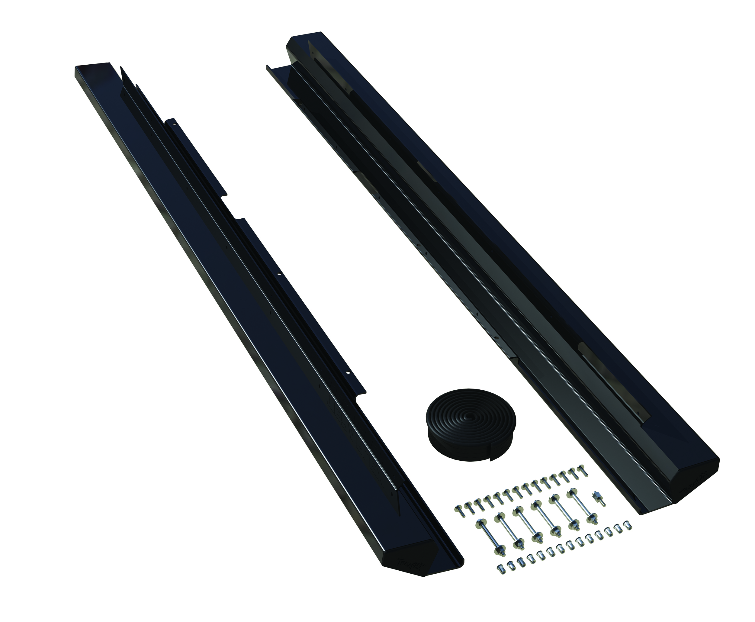 TeraFlex 4637310 JK 4 Door Rock Slider Kit